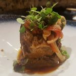 Braised Angus Short Ribs at SoHo Japanese Restaurant (Las Vegas, NV)